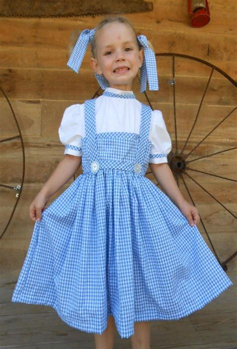 Handmade Dorothy Costume - wehavecostumes handmade quality deluxe dorothy costumes