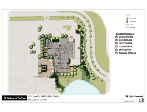 architectural site plan rendered architectural site plan uj architecture third