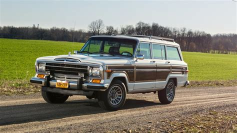 Jeep Grand Us News A Grand Wagoneer Affair Autoweek