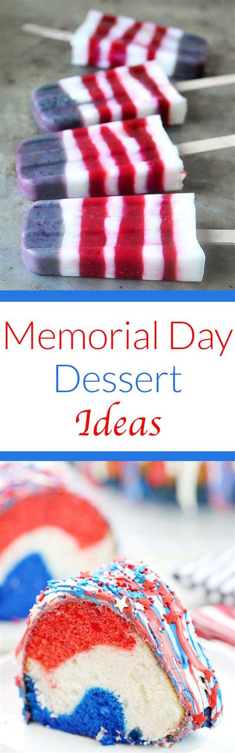 Cpwm Memorial Day Bbq Dessert Menu by Best 25 Memorial Day Desserts Ideas On 4th Of