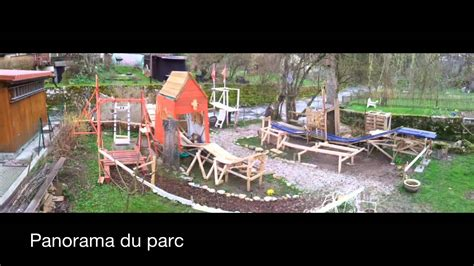 backyard theme park homemade amusement park 3 youtube