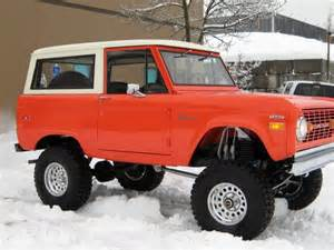 76 Ford Bronco My 76 Bronco Introductions Ford Bronco Zone Early