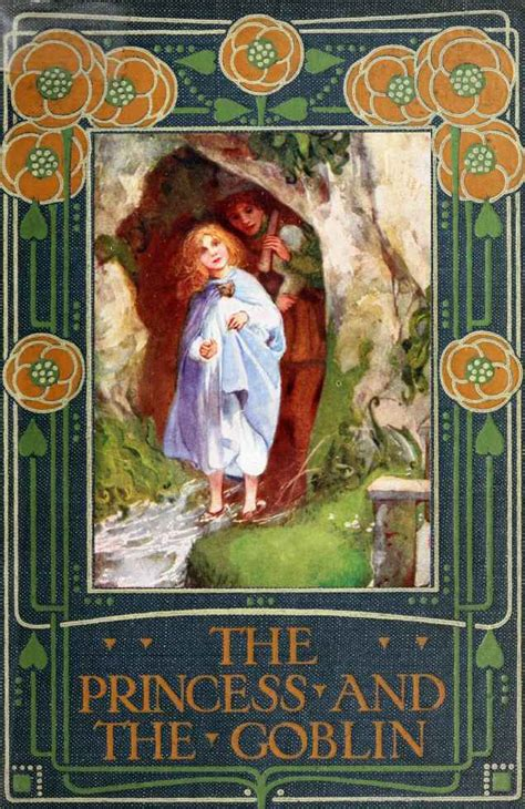 george macdonald an illustrated anthology books the princess and the goblin childrens book by