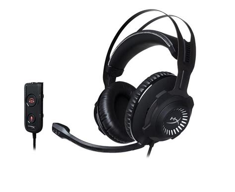Headset Revolver S Hyperx Cloud Revolver S Gaming Headset Review Legit Reviewshyperx Cloud Revolver S Gaming Headset