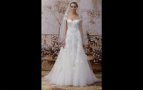 koleksi gaun pengantin 2013 memey musim luruh 2014 monique lhuillier koleksi pereka baju