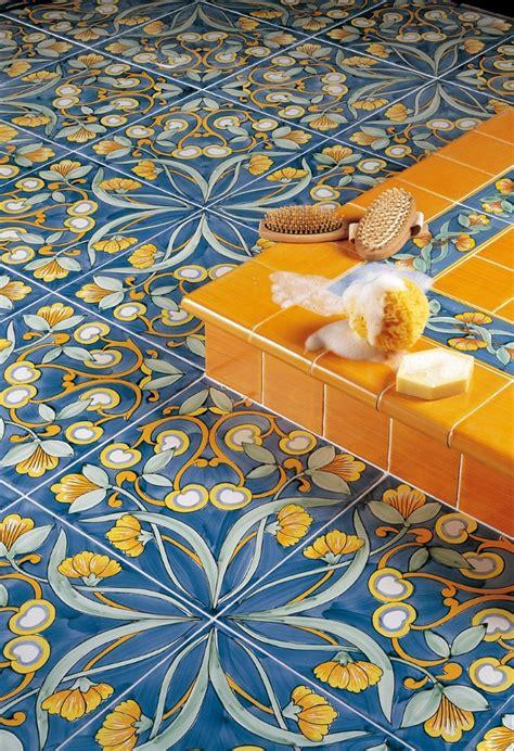 ceramiche di vietri pavimenti ceramica di vietri francesco de maio antichi decori