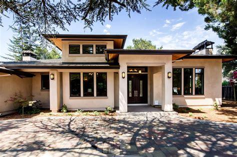 Home Design Exteriors by Los Altos Contemporary Ranch Modern Exterior San