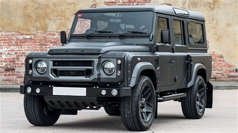 kahn land rover kahn land rover defender 110 the end