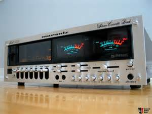 marantz deck marantz 5220 cassette deck in pristine condition sold