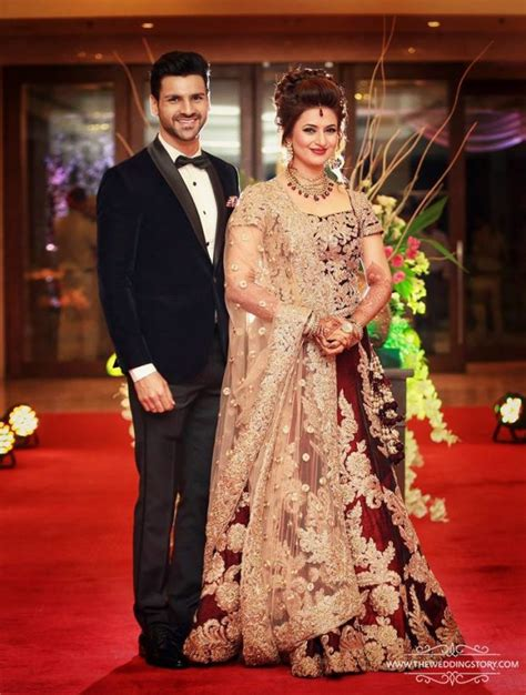 vivek dahiya sherwani real wedding of divyanka tripathi and vivek dahiya india