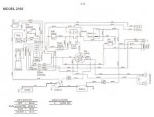 wiring diagram for cub cadet model 2166 php wiring