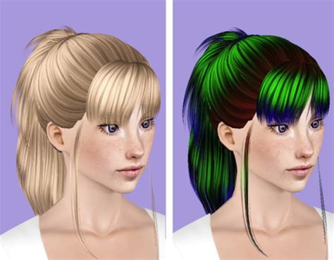 hair 217 by skysims sims 3 downloads cc caboodle the sims 3 skysims 217 hairstyle retextured by plumb bombs
