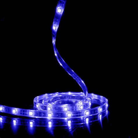 dimmable led tape lights 16 ft blue led tape light dimmable 24 volt