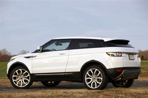 land rover range rover evoque coupe 2012 land rover range rover evoque coupe review photo