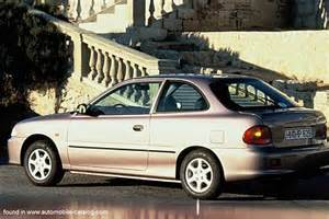 Hyundai Accent Europe 1996 Hyundai Accent 1 3i Ls 3 Dr For Europe Specs Review