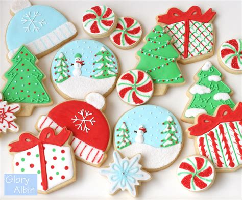 Sugar Cookies To Decorate sugar cookies with royal icing recipe dishmaps