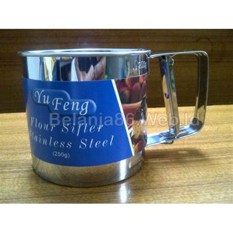 yu feng stainless steel flour sifter ayakan tepung other kitchen tools