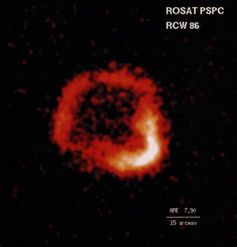 Rcw Records Rosat Image Rcw 86