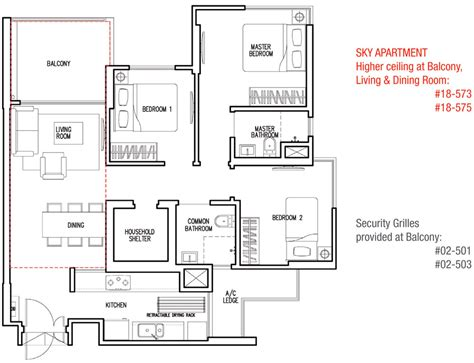 Parkland Residences Floor Plan | parkland residences floor plan meze blog