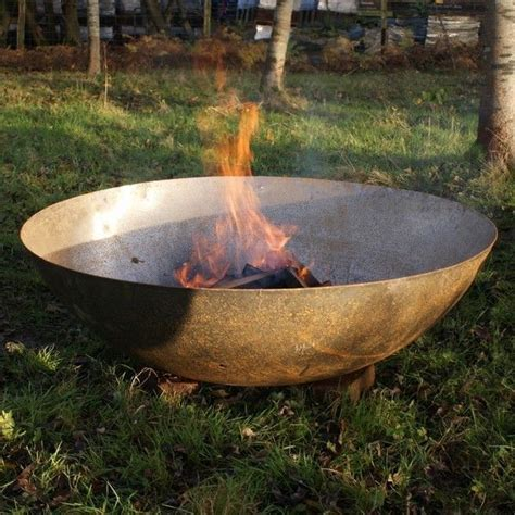 Steel Firepits 17 Best Images About Ws Firebowls Chimneas On Pits Ethanol Fireplace And Stove