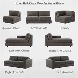 Sectional Sofa Pieces Individual Individual Sectional Sofas Why Are Sectional Sofas A Purchase La Furniture Thesofa