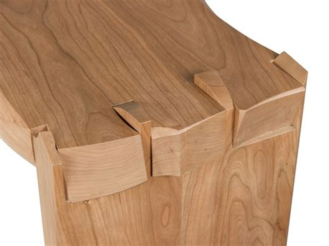 woodworking dovetail ncio yektai leaning dovetails sculptural table