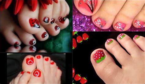 imagenes de uñas pintadas faciles para niñas todo sobre manos y pies mas ideas de decoracion de u 241 as