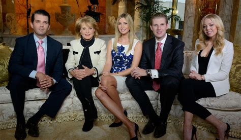 donald trump kids donald trump s kids reveal who his favorite child is