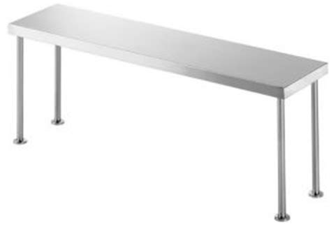 stainless steel benches perth simply stainless overbench shelves practical products
