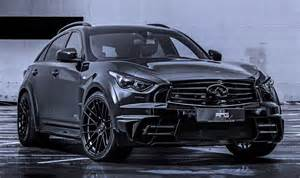 Infiniti Qx 70 Ahg Sports Menacing Infiniti Qx70 Lr3 Wide