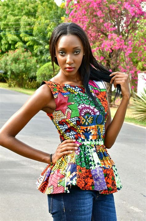 best stylish ankara wears 17 best images about ankara tops on pinterest africa