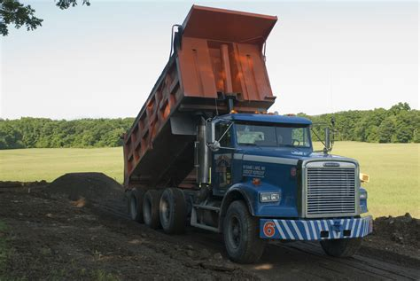 Load Of Gravel Delivered Septic System New Hudson Valley