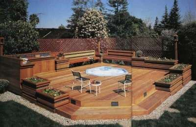 How To Build Deck Benches Destanding Free But Fitting In Deck Ideas Standing