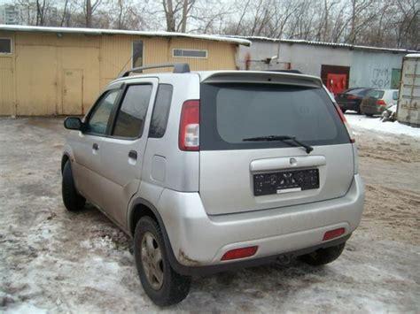 2001 Suzuki Ignis 2001 Suzuki Ignis Photos