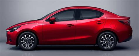 mazda th all new 2015 mazda2 sedan revealed ahead of thailand debut