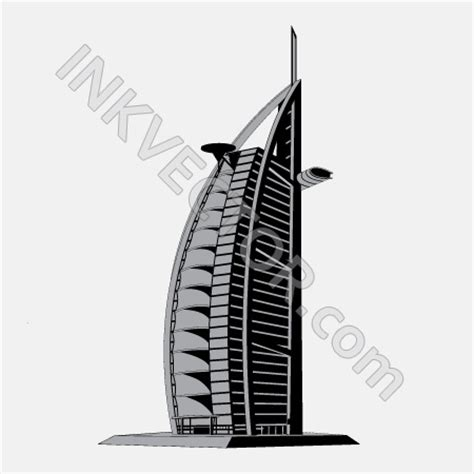 3d tattoo in dubai burj al arab inkvector flickr