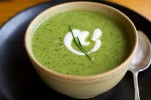 green goddess soup mixed greens