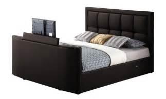King Size Tv Bed Frame Azure King Size Tv Bed Frame Tv Bed Store