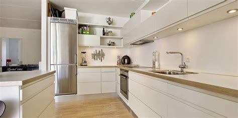 imagenes completamente blancas decoraci 211 n a tu alcance cocinas blancas de estilo n 243 rdico