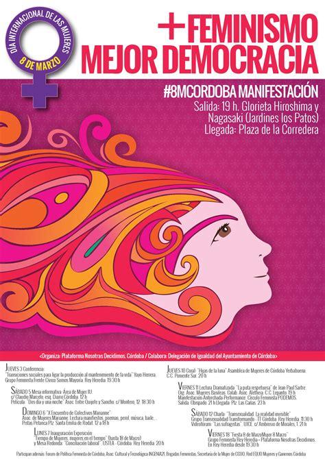 Resumen 8 De Marzo by 8 De Marzo Feminismo Mejor Democracia La Casa Azul