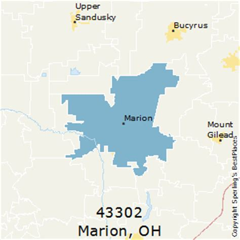 houses for rent in marion county ohio best places to live in marion zip 43302 ohio