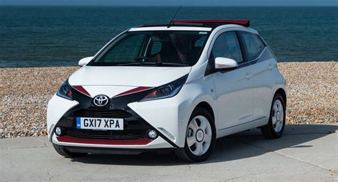 Toyota Limited Toyota X Claim Limited Edition Completes The Aygo Family In Uk