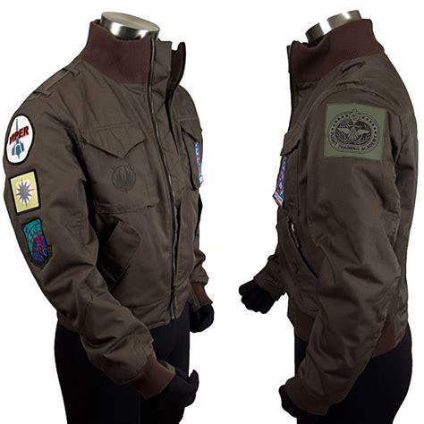 Jaket Bomber Bordir Original Fullcrum battlestar galactica bomber jacket