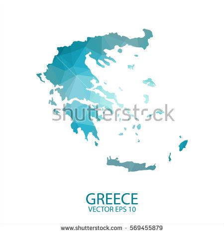 greece map vector greece map stock images royalty free images vectors