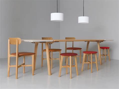 Extendable Dining Tables Uk Buy The Zeitraum Rail Extendable Dining Table At Nest Co Uk