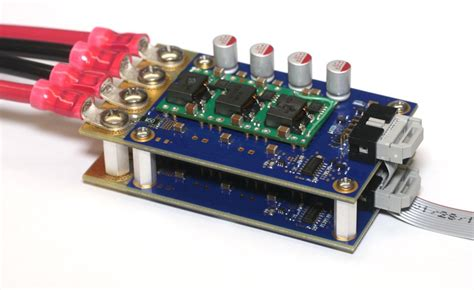 pulsed laser diode driver module analog modules inc announces the release of its stackable cw pulsed laser diode driver