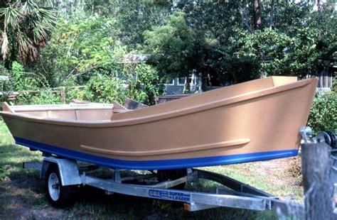 carolina skiff mullet boat florida memory mullet skiff built by sonny polous