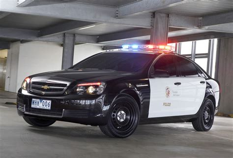 police car chevrolet caprice returns as a police car