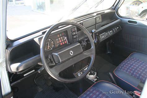 renault 4 interior renault 4 gtl ebay