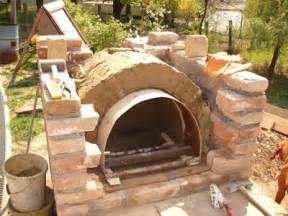 backofen bausatz garten pizzaofen mit grill bauanleitung beste garten ideen